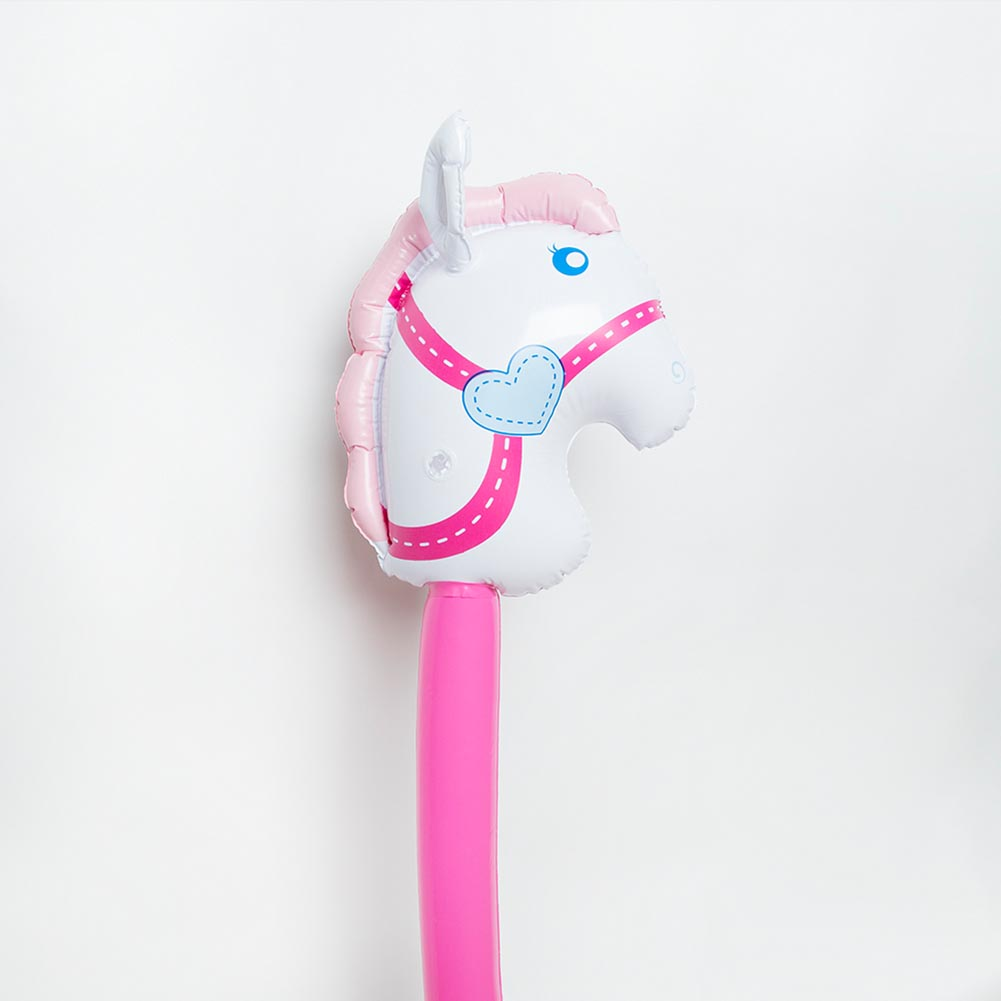Inflatable Stick Princess Horse