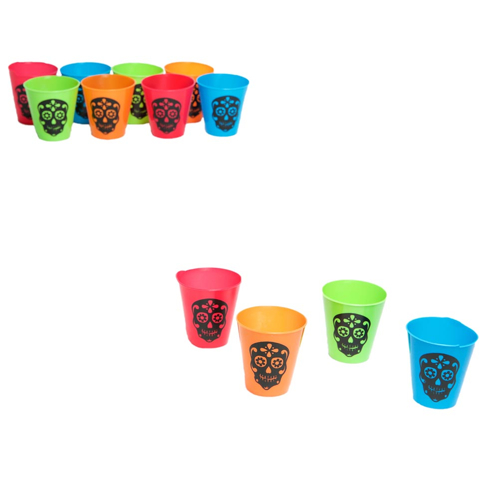 Day of the Dead Shot Glasses 146-2647