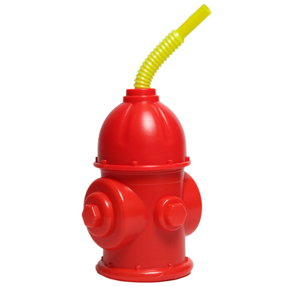Fire Hydrant 9 oz. Straw Cup 146-2723