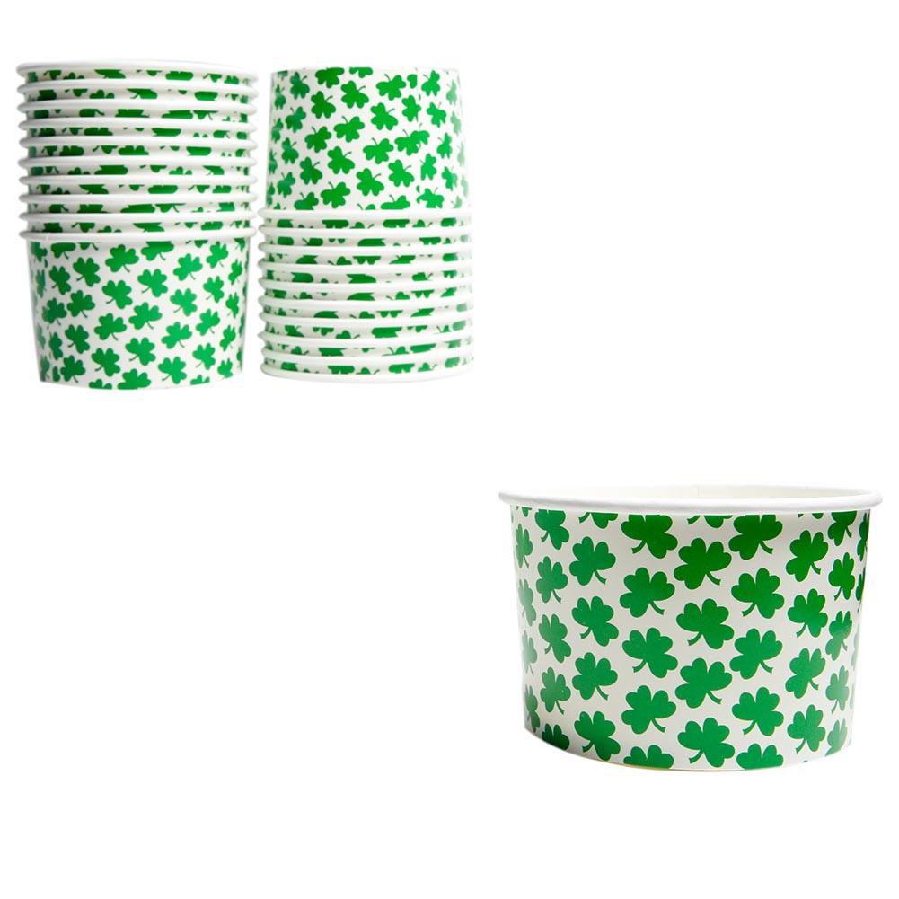 St. Patrick's Day Snack Bowls 146-2766