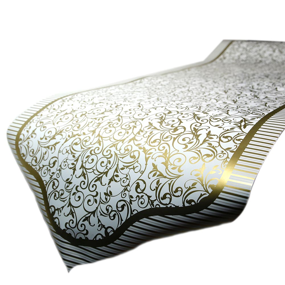 Gold Wedding Table Runner