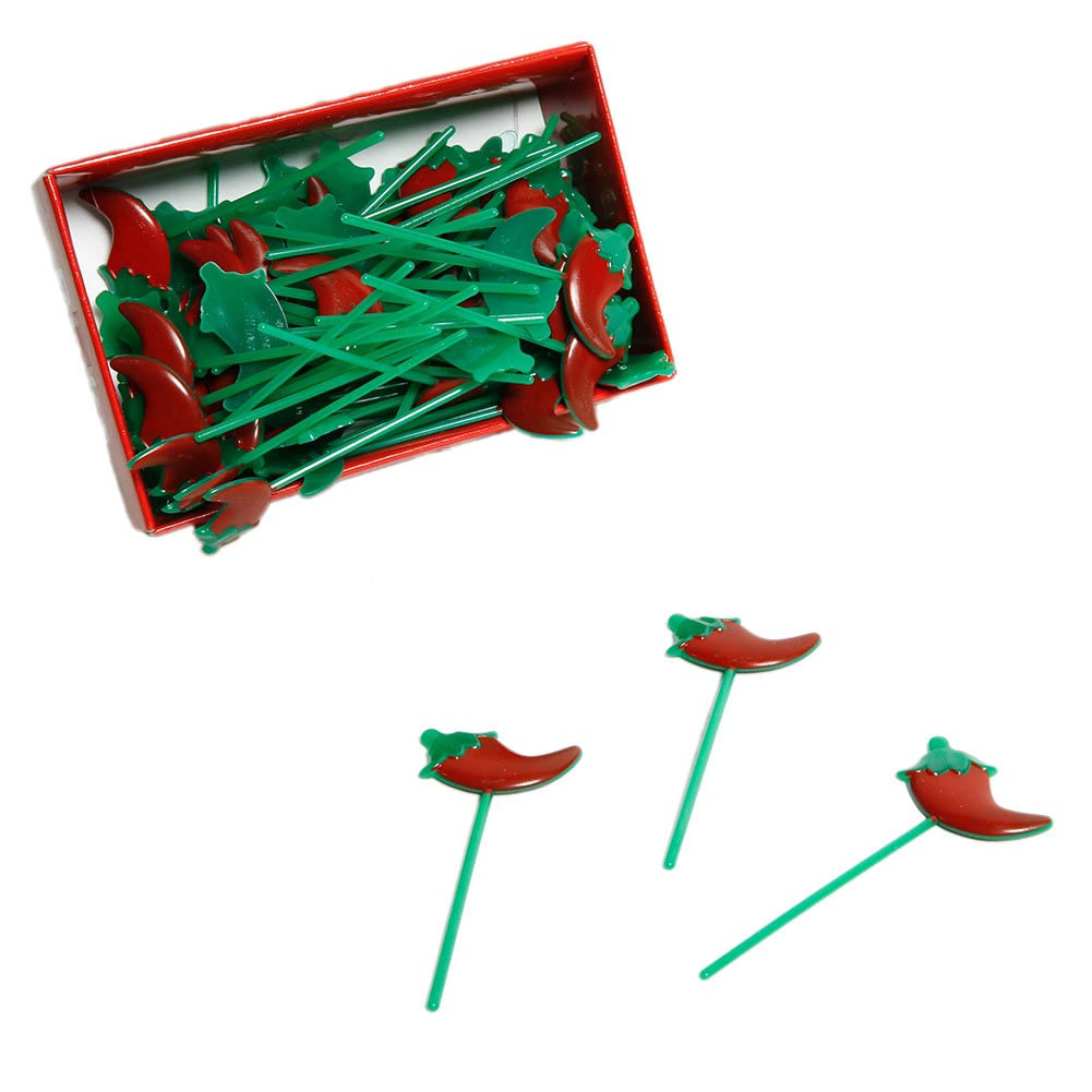 Chili Pepper Picks