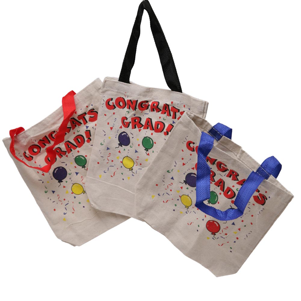 Mini Graduation Tote Bag