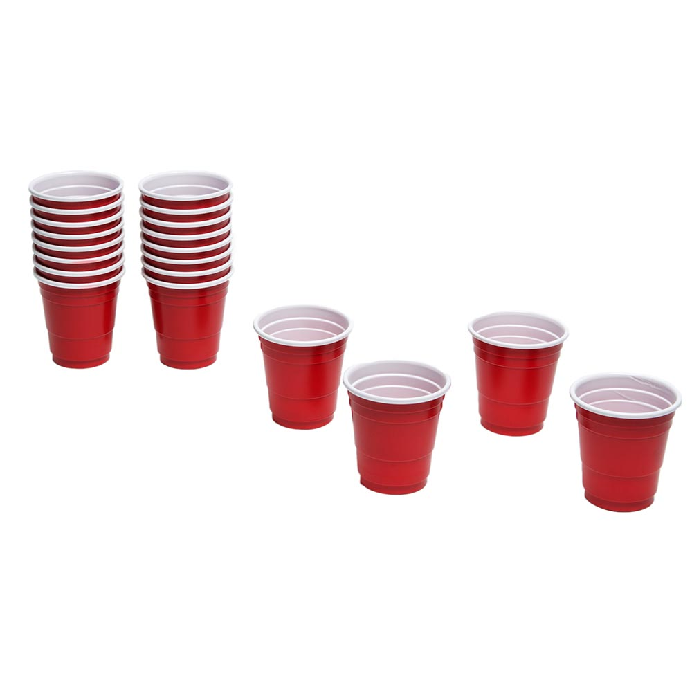 Red Cup Shot Glasses 150-006