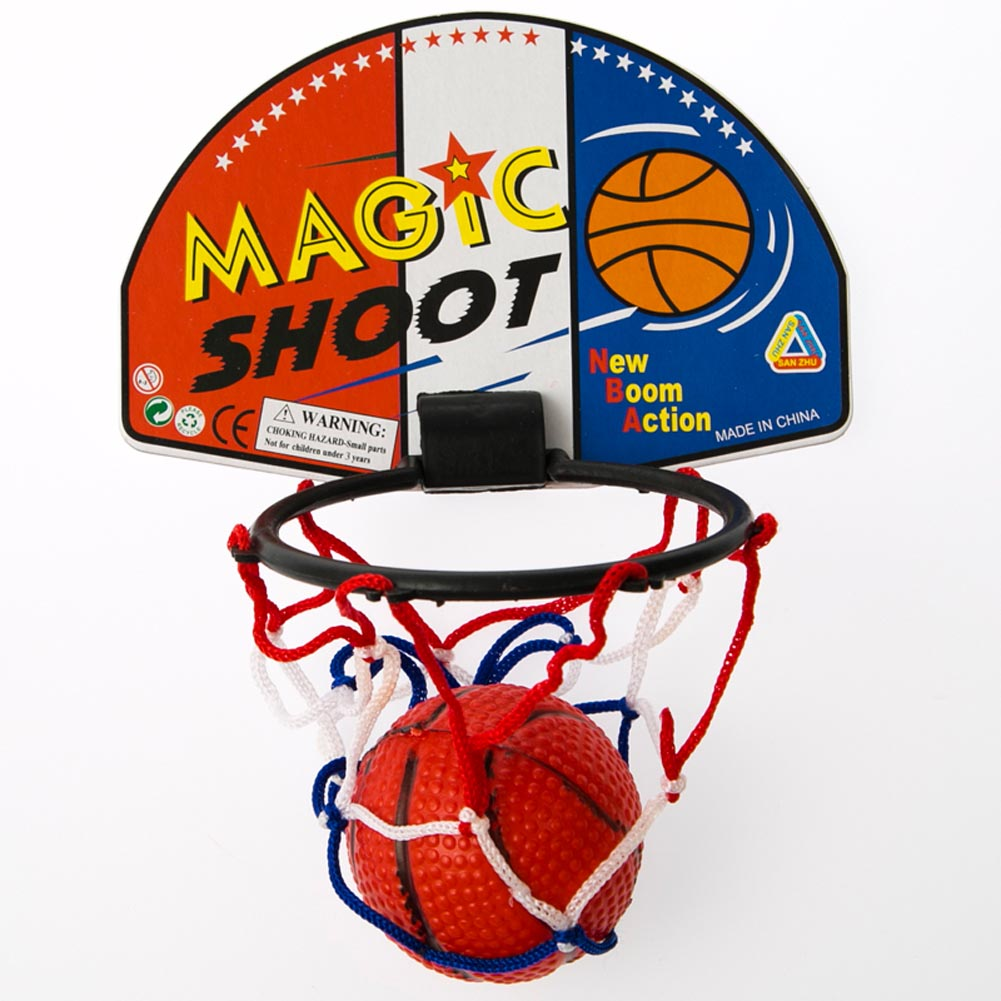 Mini Magic Shot Basketball Game 163-1518