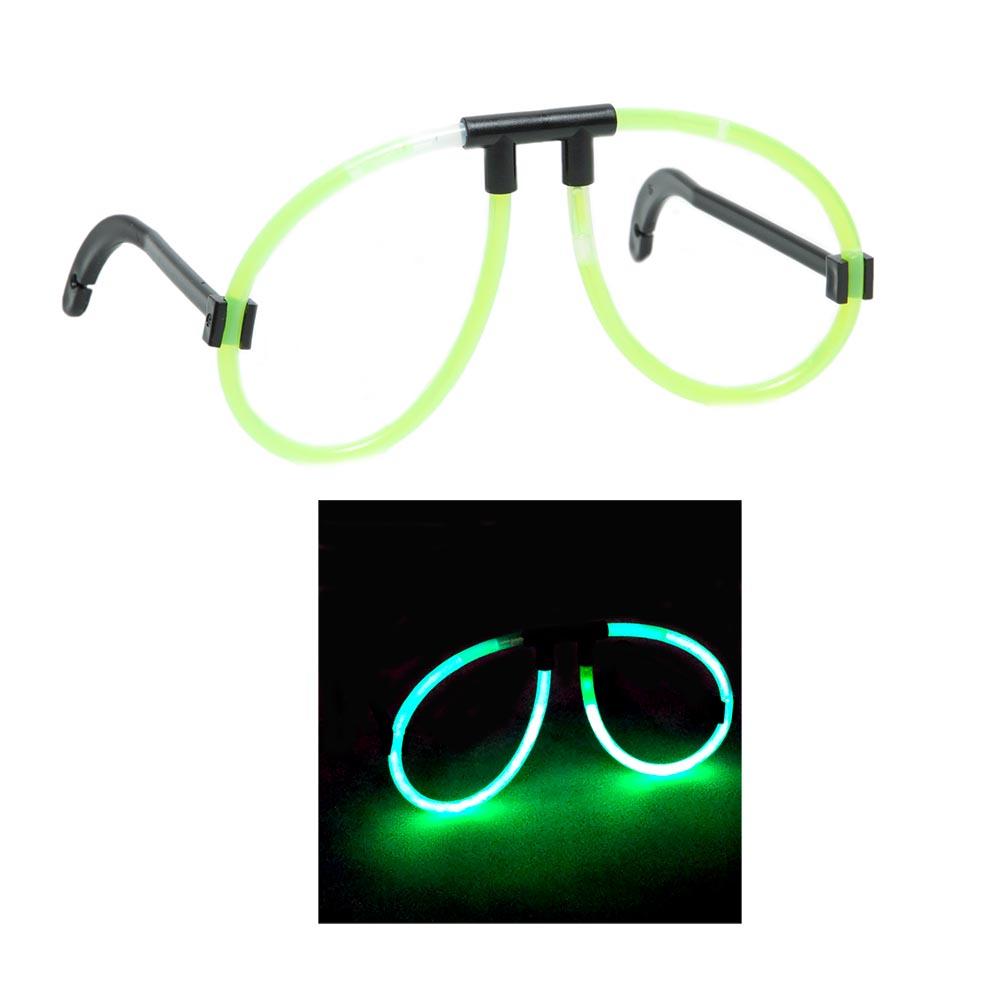 Green Glow Glasses 163-1544