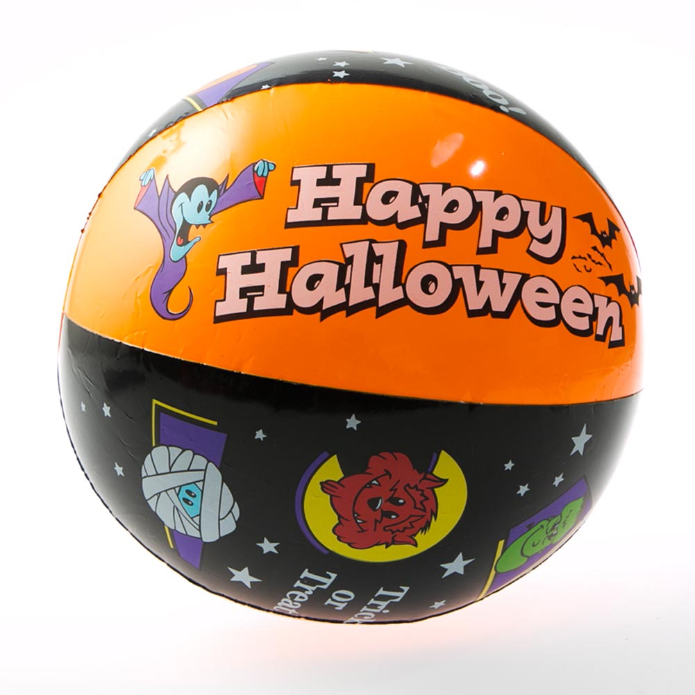 Halloween Beach Ball 163-1548