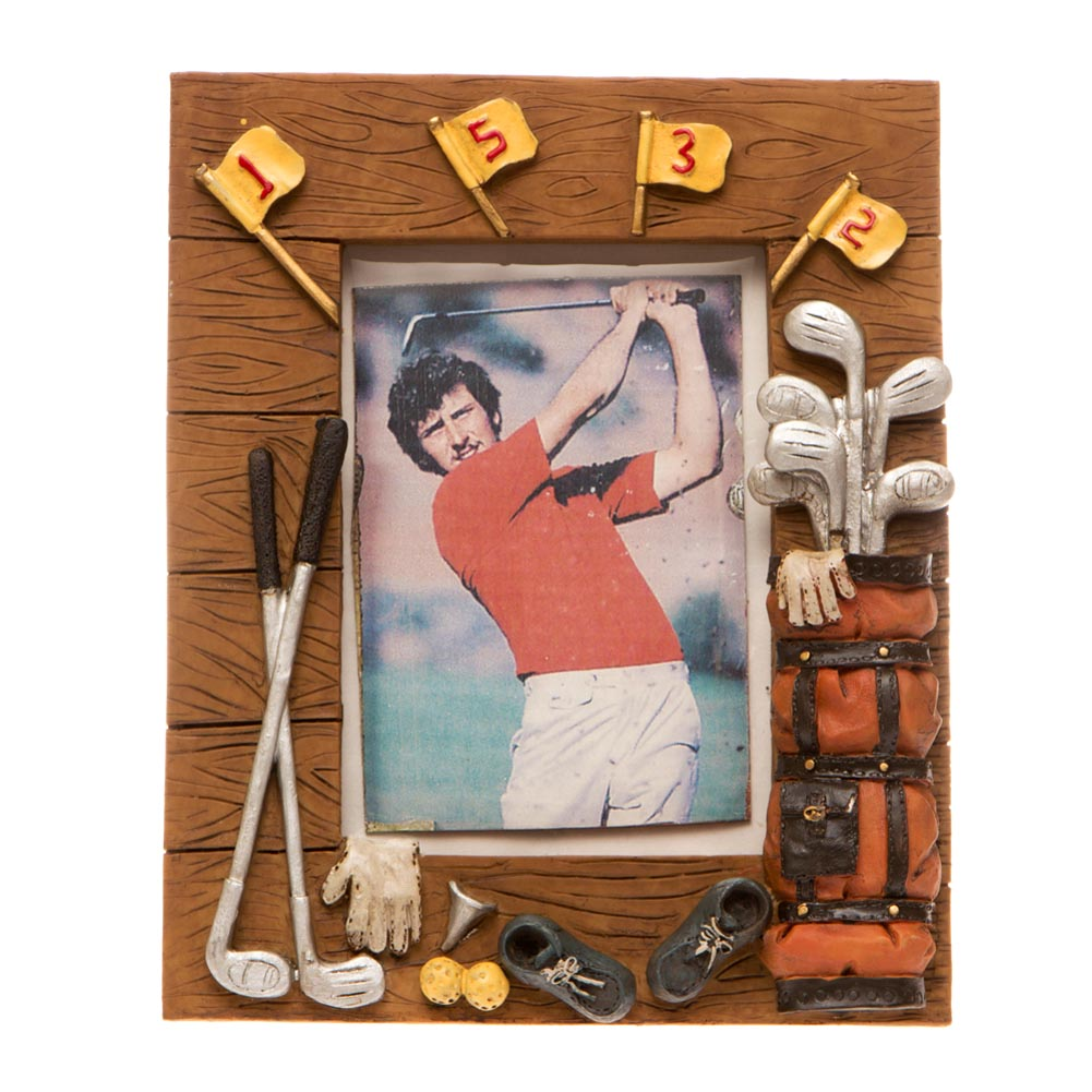 Golf Gear Picture Frame