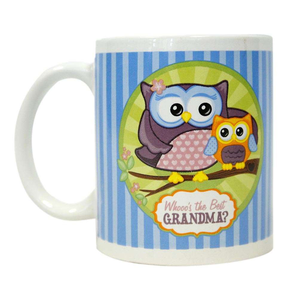 Grandma Owl Mug 163-1882