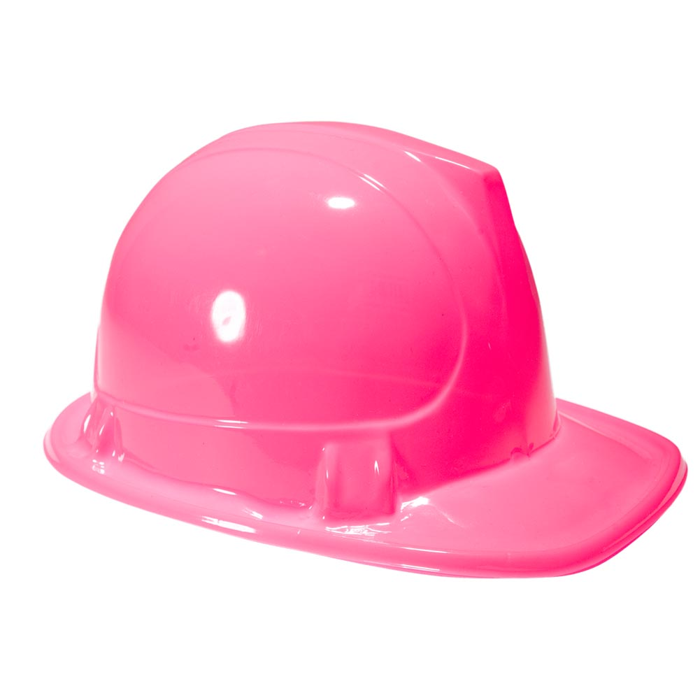 Pink Construction Hats 163-923