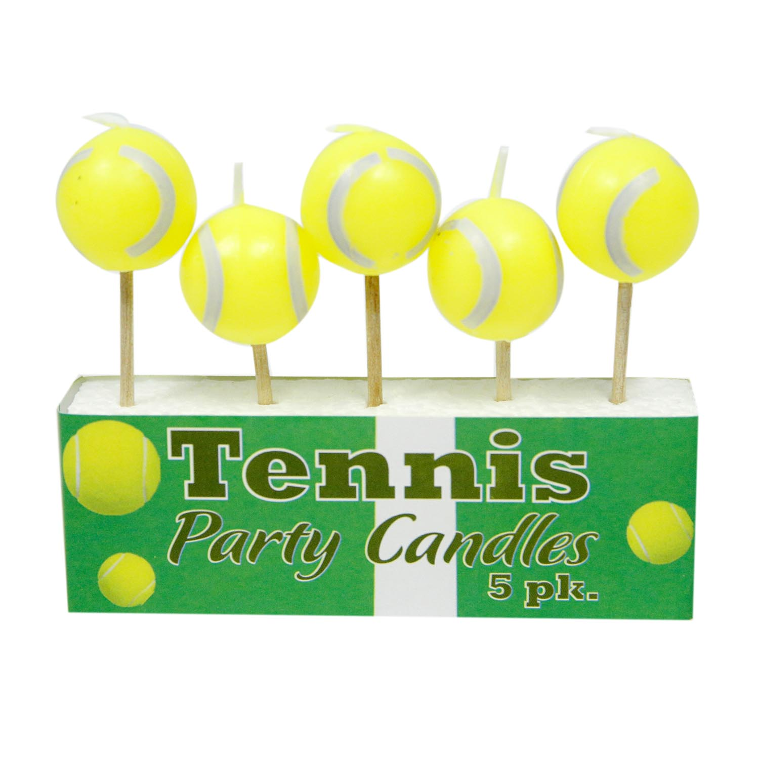 Tennis Candles