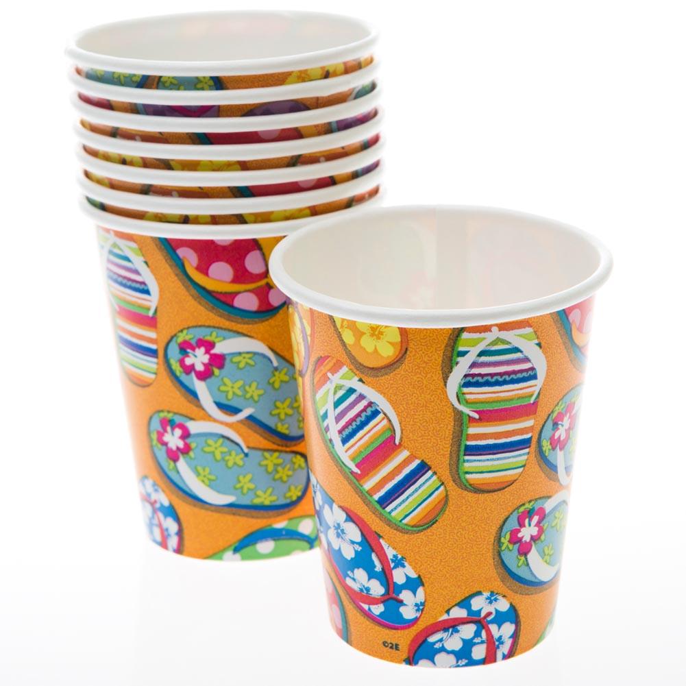 Flip Flop 9 oz. Cups 203-1000