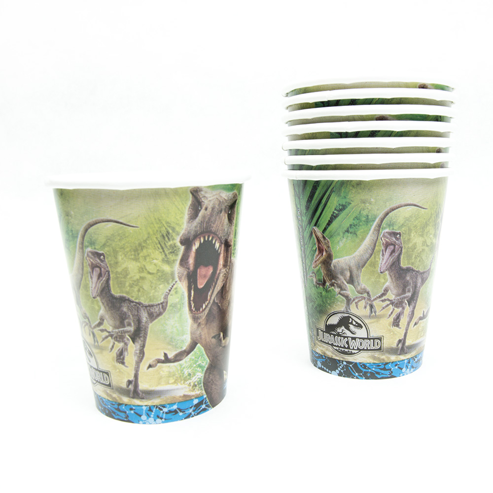 Jurassic World 9 oz. Cups 203-1165