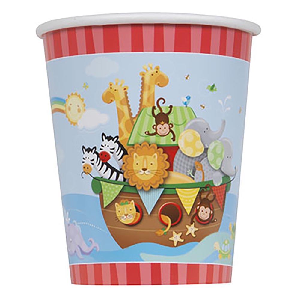 Noah's Ark 9 oz. Cups 203-1217