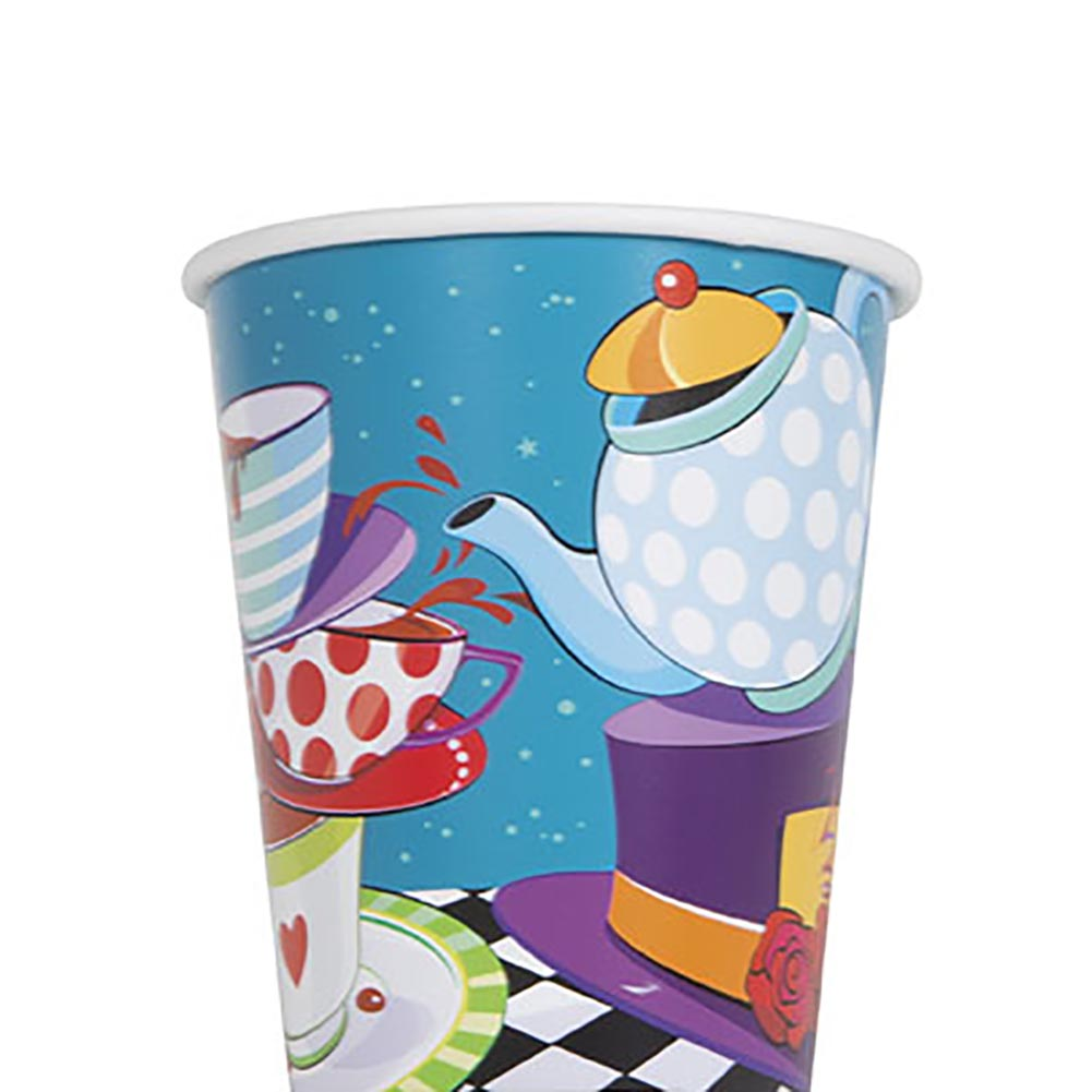 Mad Hatter Tea Party Cups 203-1223