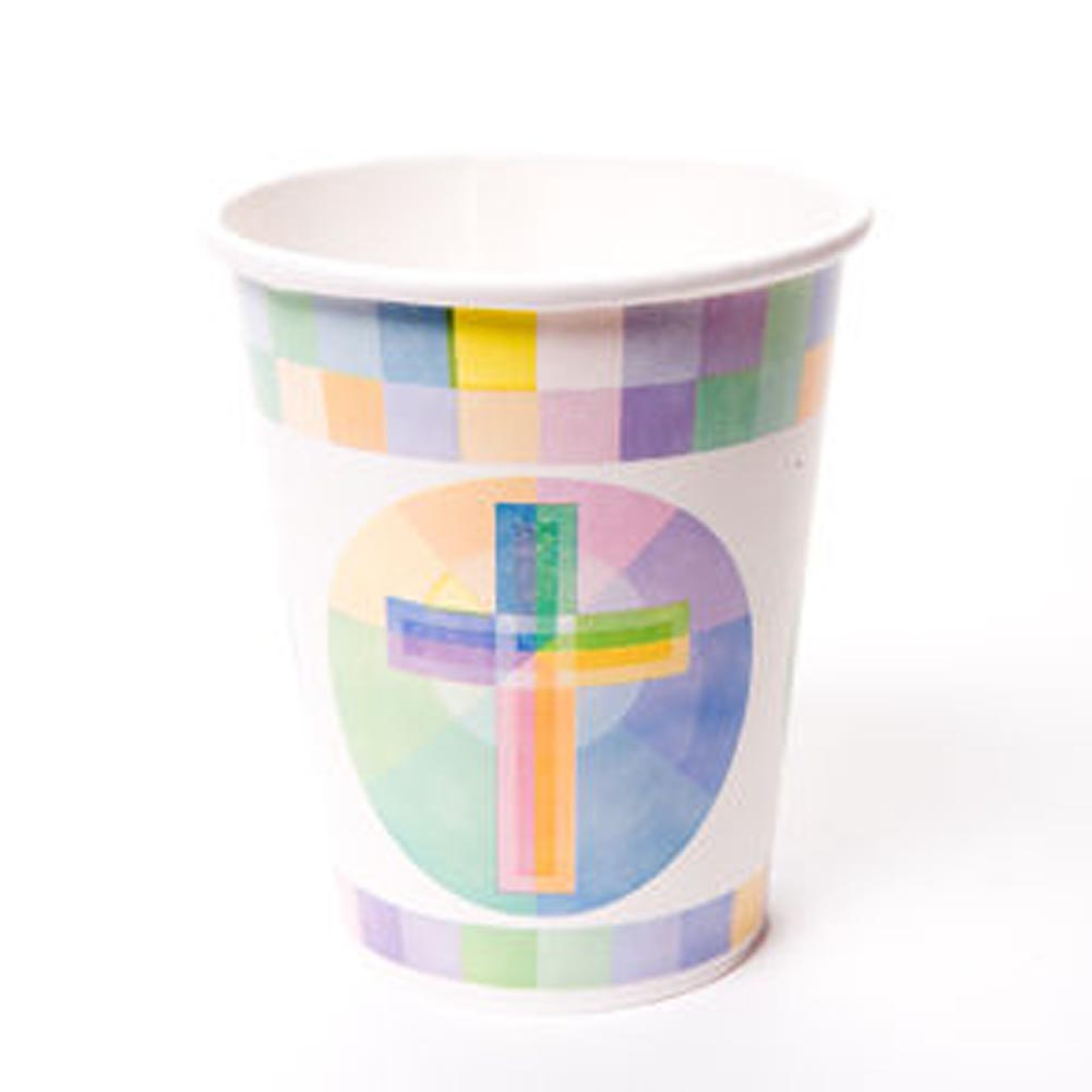 Holy Light 9 oz. Cups 203-240