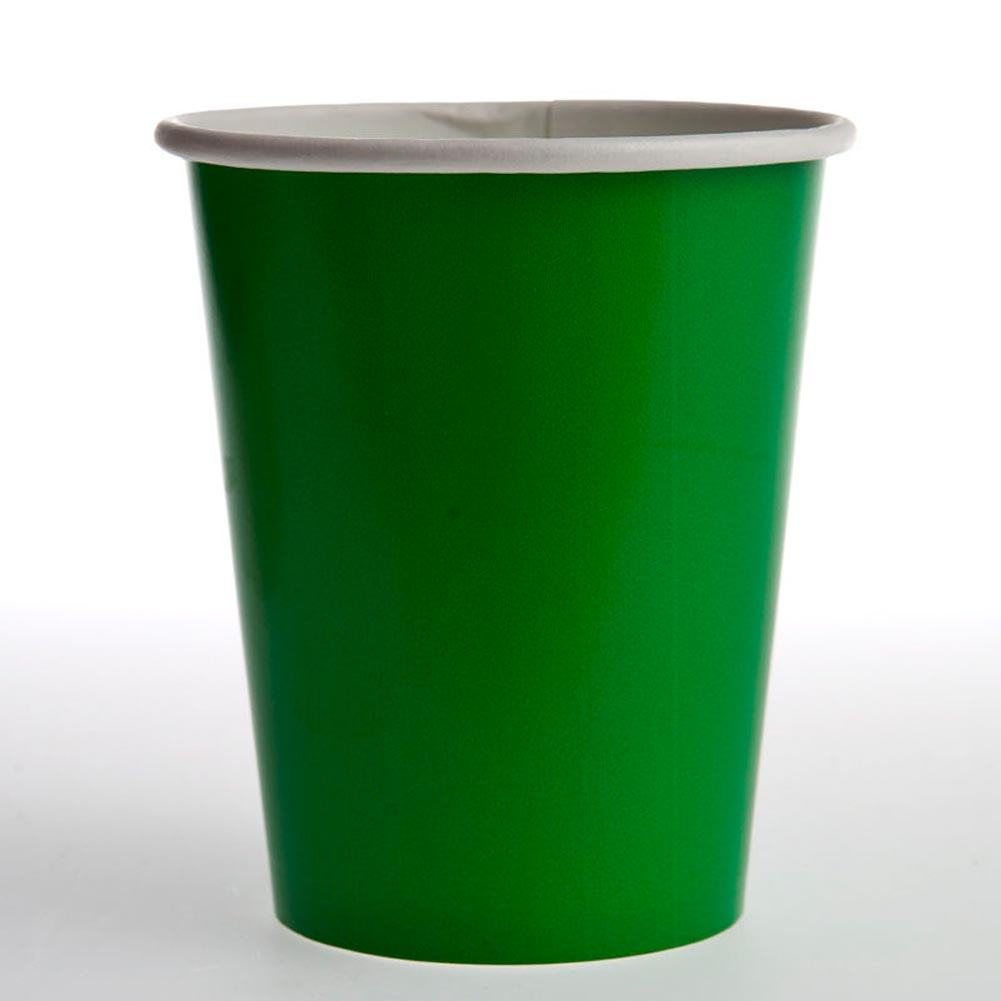 Green 12 oz. Cups 203-465