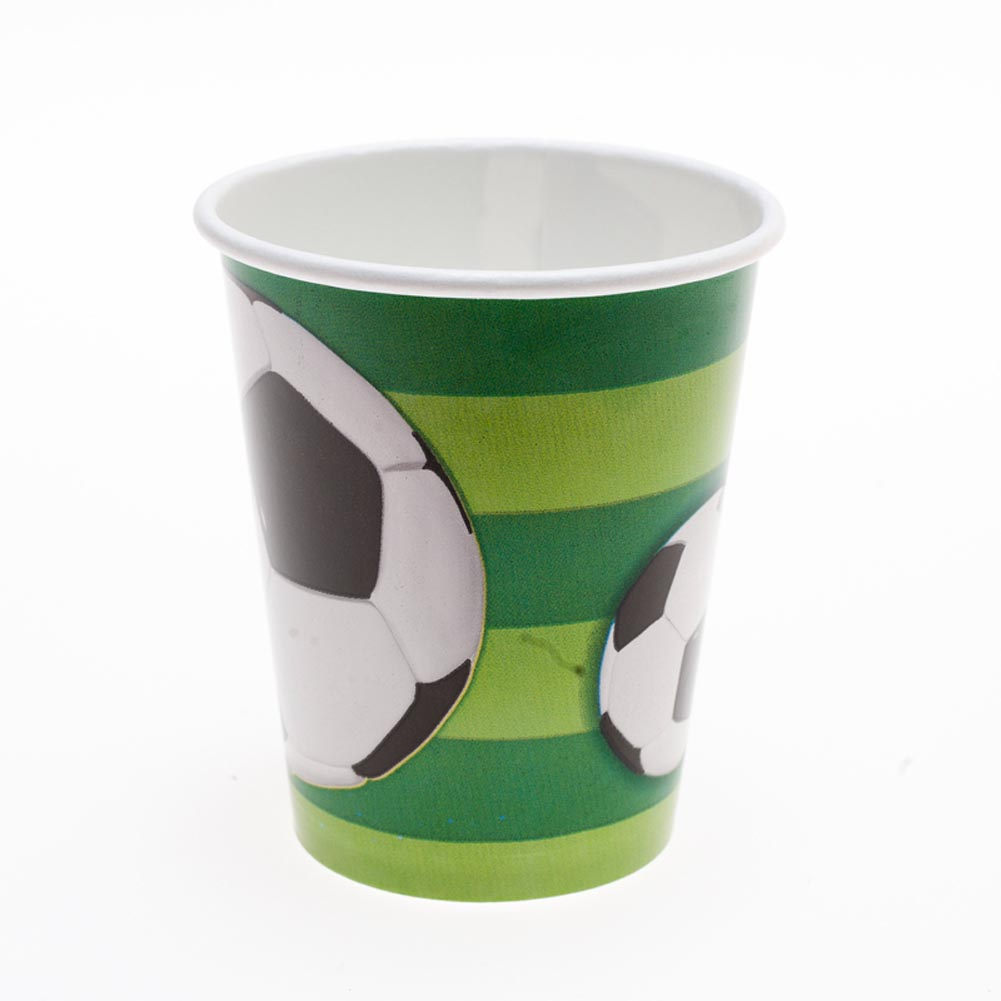 Soccer Ball 9 oz. Cups 203-623