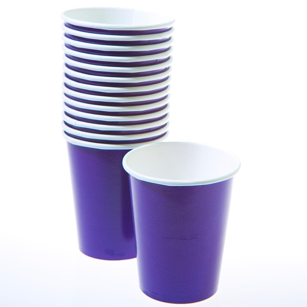 Purple 12 oz. Cups 203-906