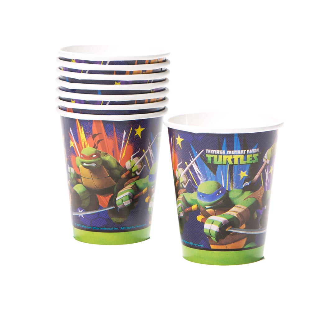 Teenage Mutant Ninja Turtles 9 oz. Cups 203-920
