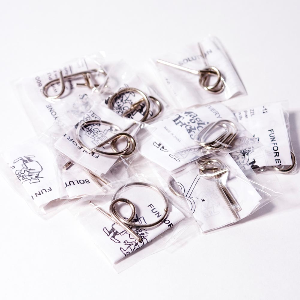 Mini Metal Puzzles 209-029