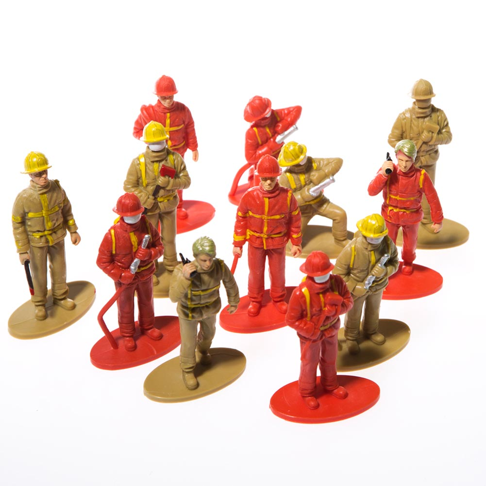 Firefighter Figures 209-061