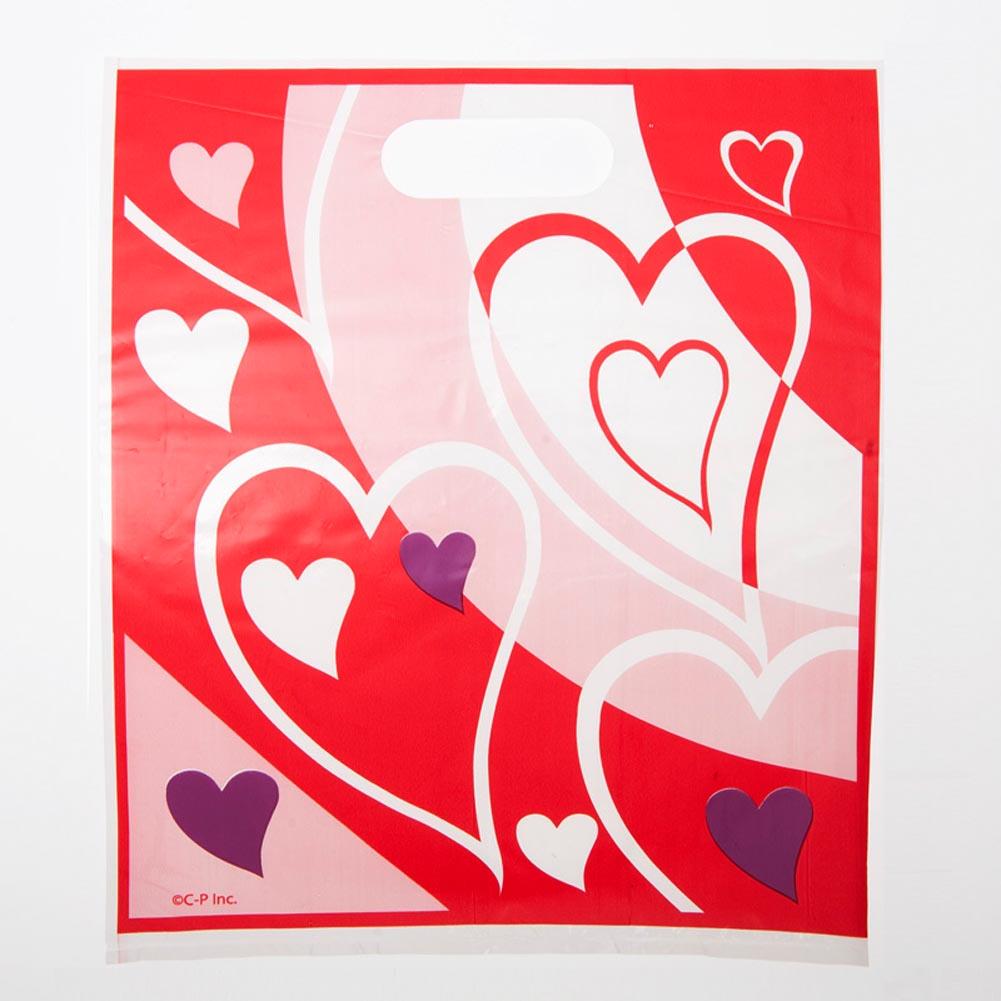 Heart Loot Bags 209-1047