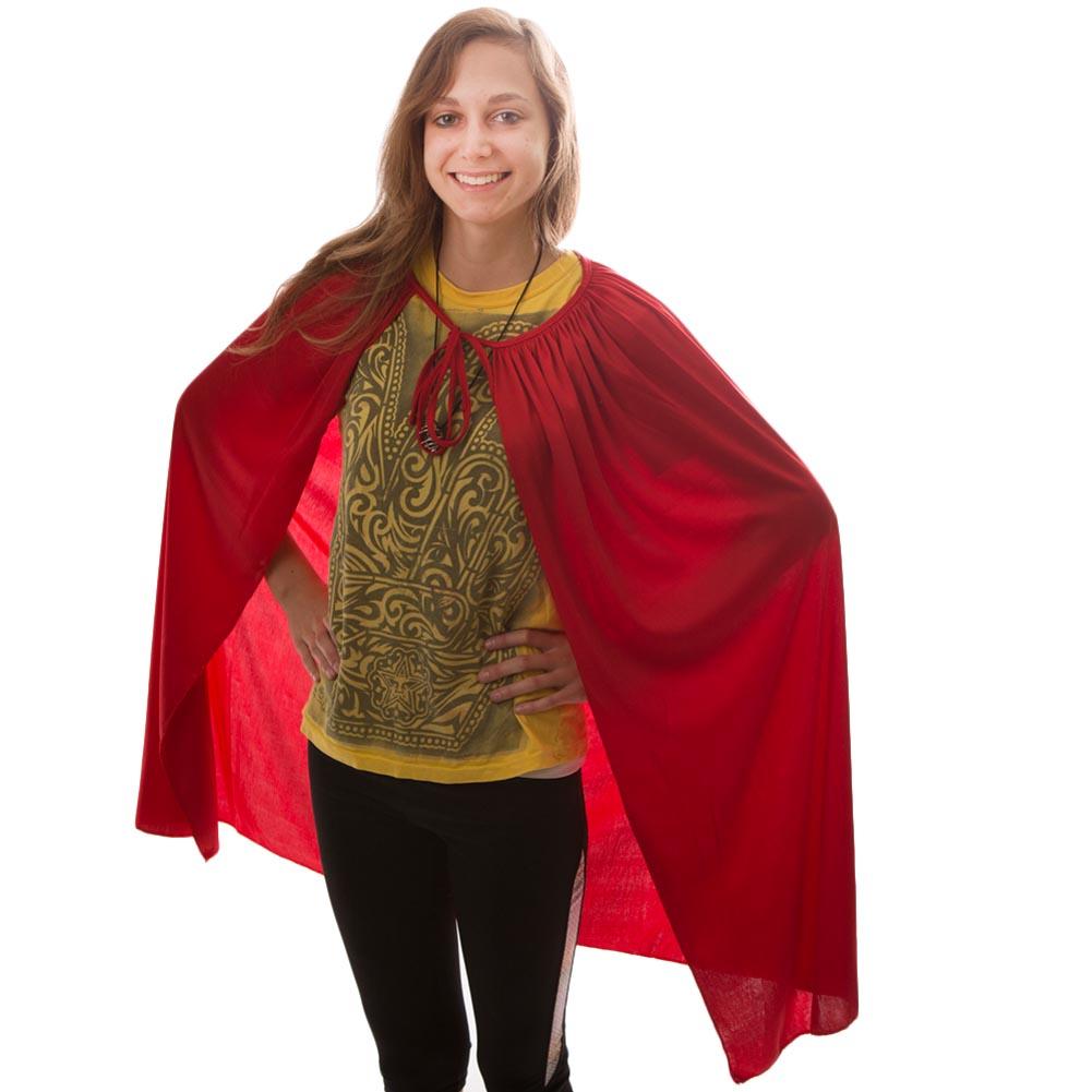 Red Super Hero Cape 209-1072