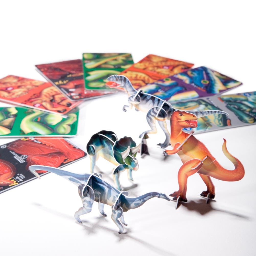 3D Dinosaur Puzzles 209-704