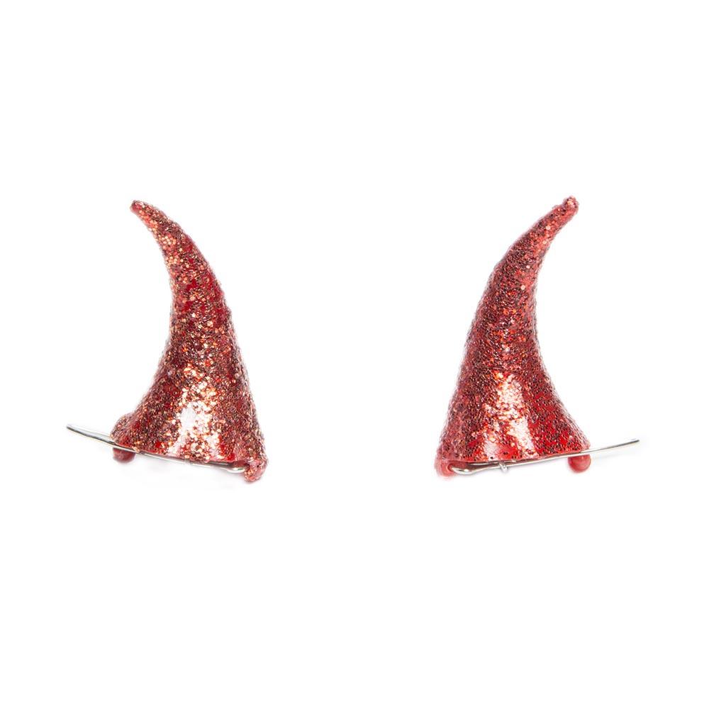 Clip On Devil Horns 431-091