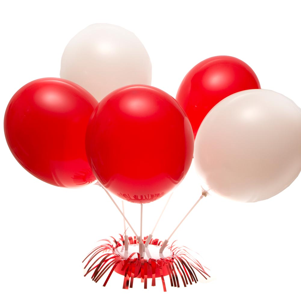 Red Balloon Centerpiece 437-081