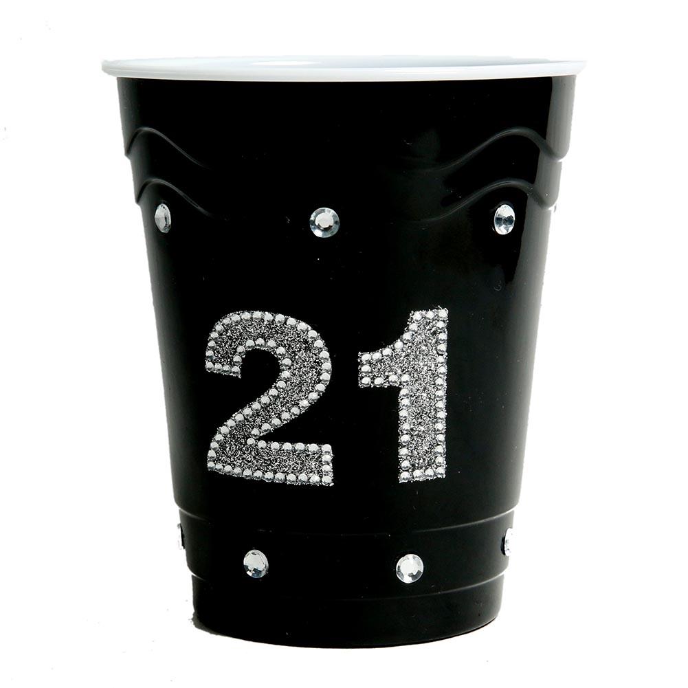21 Black Cup 437-158