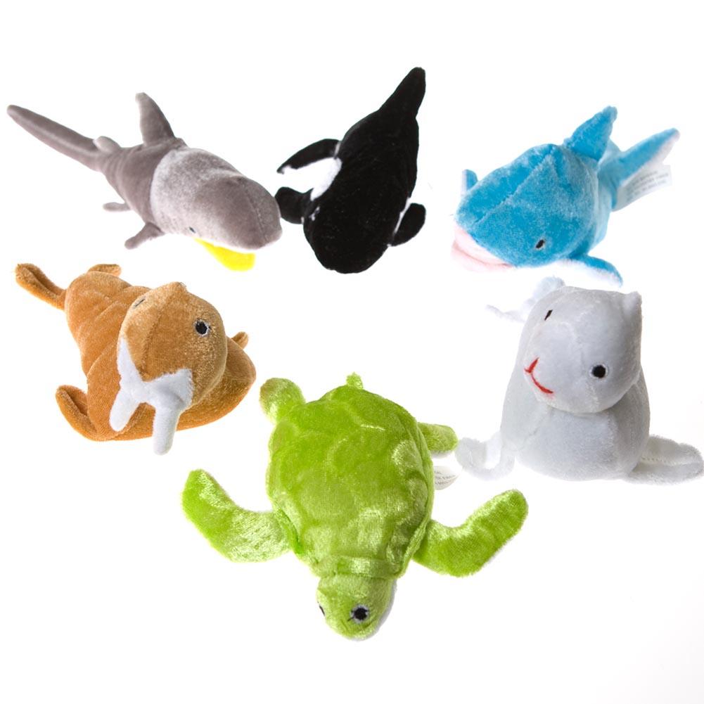 Sea Life Stuffed Animal