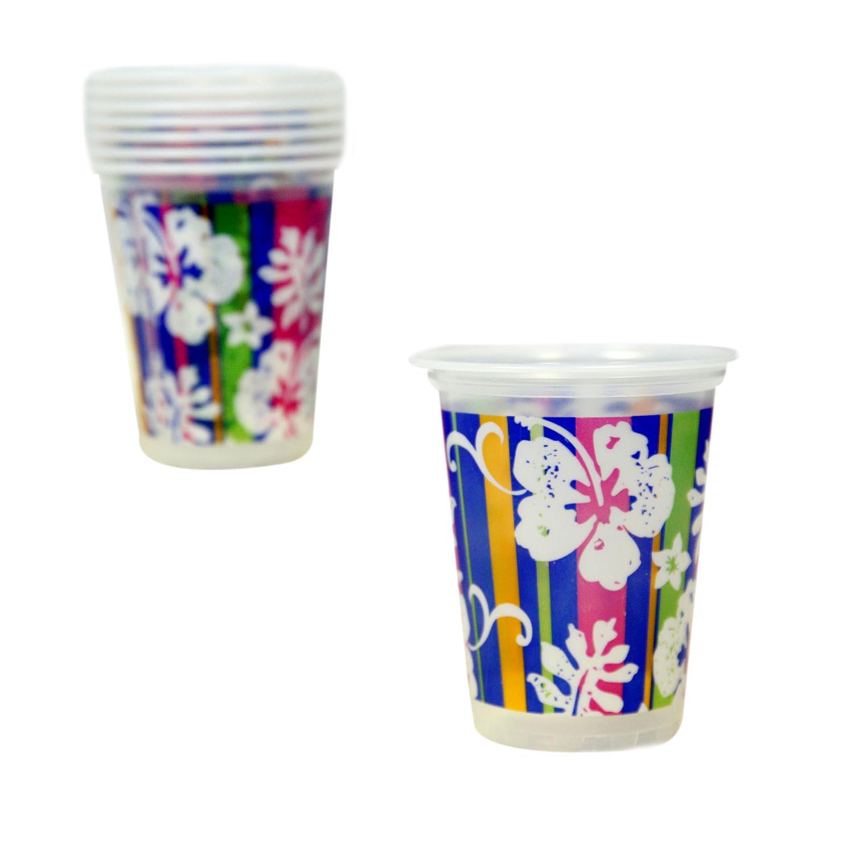 Bahama Breeze 16 oz Plastic Cups 636-1006