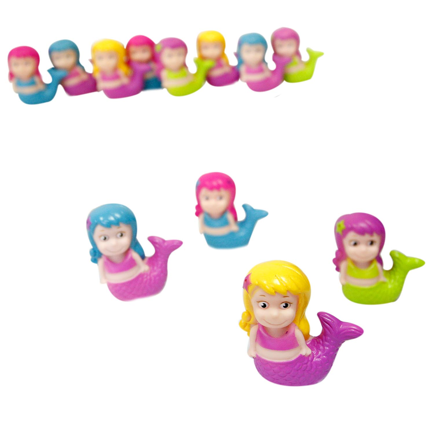 Mermaid Squirt Toys 746-1004